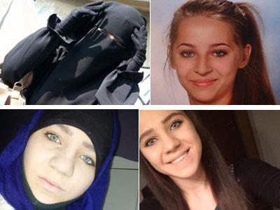 پیوستن 600 دختر اروپایی به داعش
