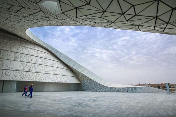 وقتی معماری مساجد دگرگون میشود