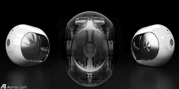 دوویاله فانتوم؛ قدرتمندترین بلندگوی کامپکت جهان