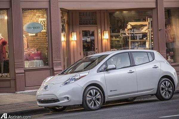 نسل بعدی نیسان لیف؛ پیمایش 499 کیلومتر با یک بار شارژ باتری