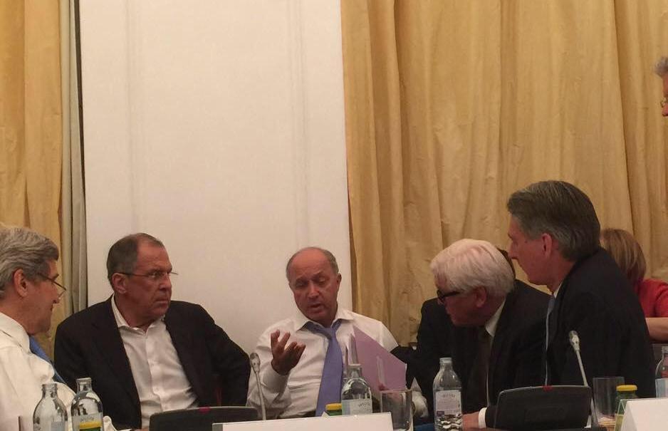 سه نمای جالب از مذاکرات ایران و 1+5 (عکس)