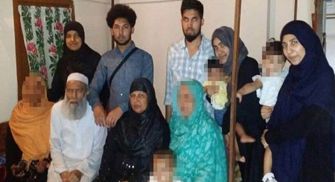 تایید پیوستن خانواده 12 نفره بنگلادشی - انگلیسی به داعش