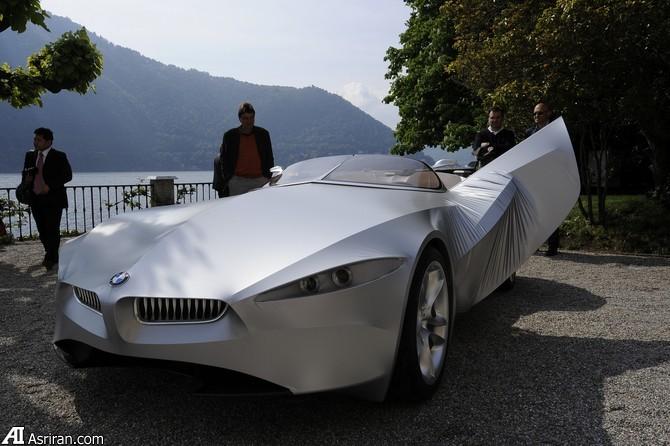 خودروهایی که به آینده چشم دوختهاند!