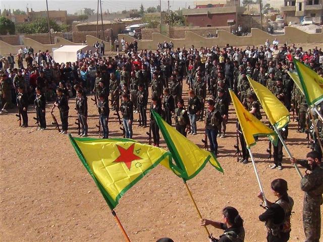 کردهای سوریه در 60 کیومتری پایتخت داعش