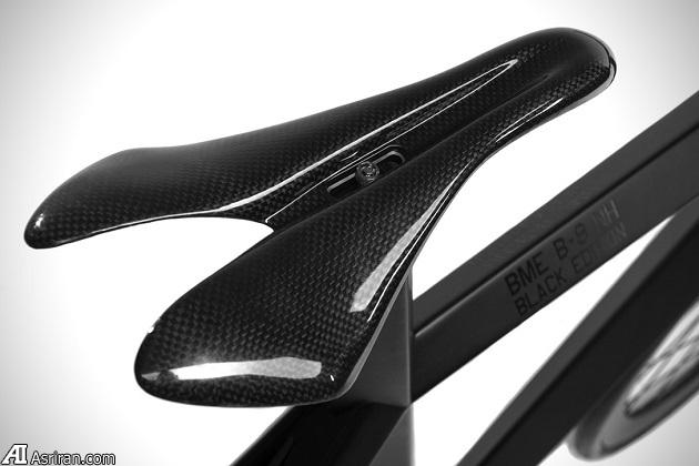 طراحی دوچرخه با الهام از هواپیمای رادارگریز