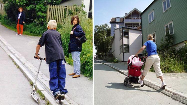 نروژ مطالب جالب عکس جالب زندگی در نروژ ابتکار جالب