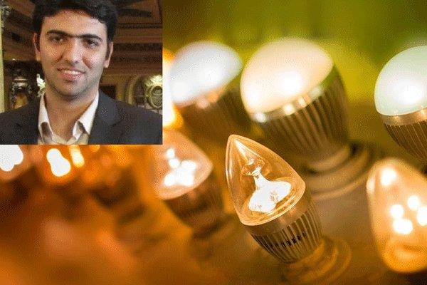 لامپهای ال ای دی شبکه بی سیم ایجاد میکنند