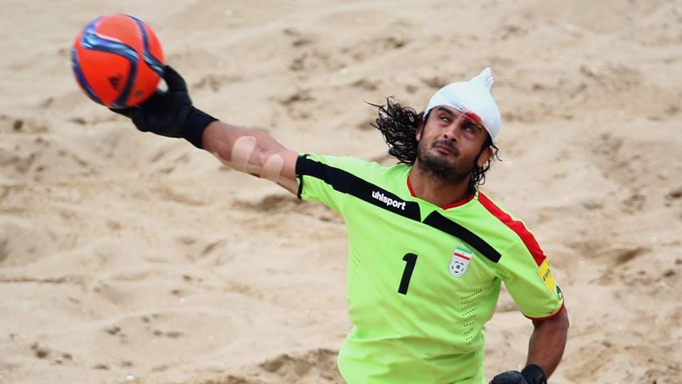 تیم ملی فوتبال ساحلی ایران به مرحله حذفی جام جهانی صعود کرد(+جدول/عکس)
