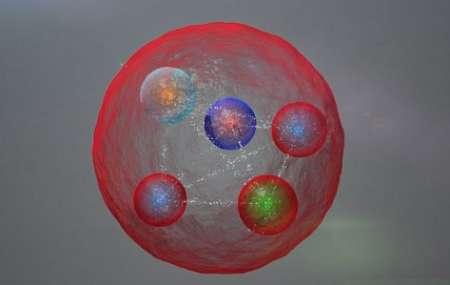 کشف ذره پنج کوارکی در مرکز سرن