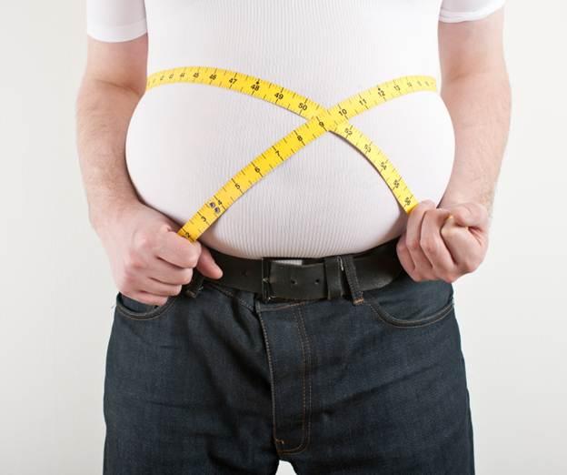 ۶ غذایی که شکم را چاق می کند