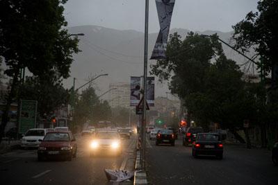 اورژانس: 16 زخمی در توفان تهران