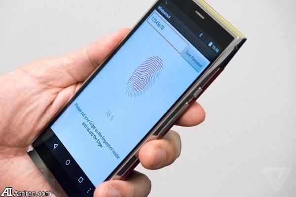تورینگ فون؛ منحصر به فردترین گوشی اندرویدی 2015