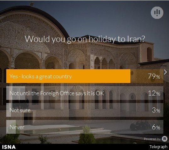 دورخیز انگلیسیها برای سفر به ایران