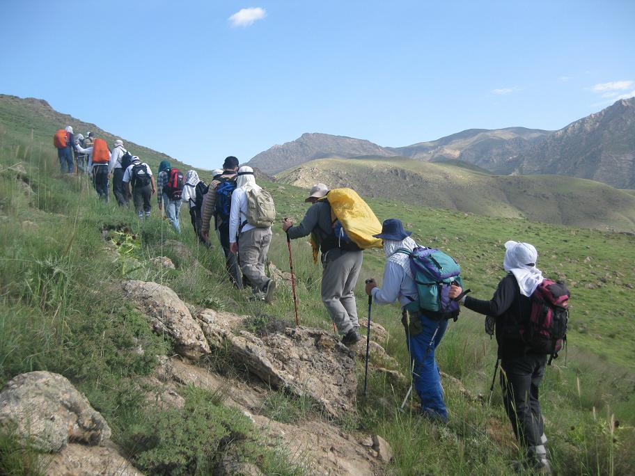 اثرات معجزه آسای کوهپیمایی