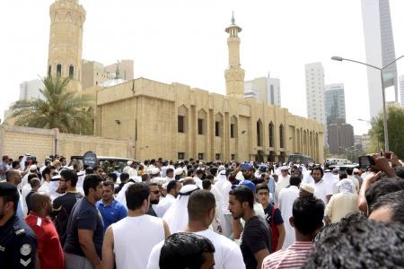 25 کشته و 202 زخمی در انفجار مسجد شیعیان کویت