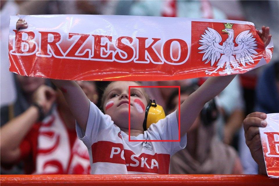 والیبال ایران و لهستان عکس والیبال تماشاگران والیبال اخبار والیبال
