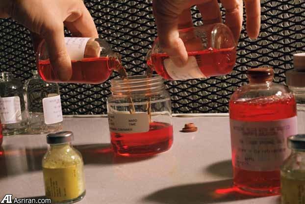 منابعی غیر معمول برای آنتی بیوتیکها