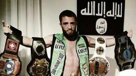 داعش عضو قهرمان کیک بوکس جهان را اعدام کرد