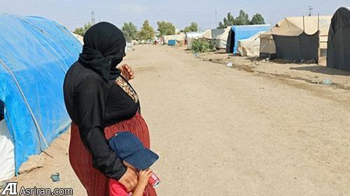 داستان تکان دهنده یک مادر و فرزند اسیر ایزدی در دست داعش