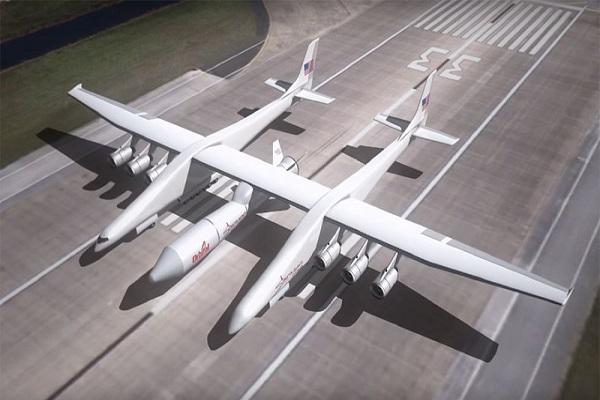 آزمایش بزرگترین هواپیمای جهان در سال آینده