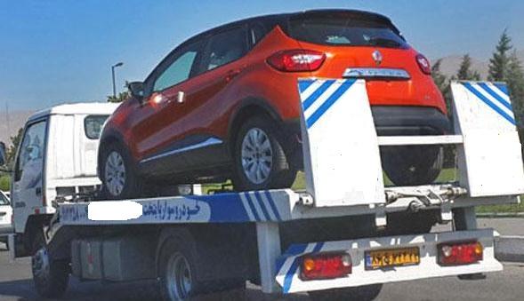 تازهوارد ایران خودرو در تهران(+عکس)