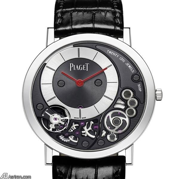 با باریکترین ساعت مکانیکی جهان آشنا شوید