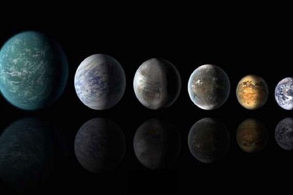 شبیهترین سیارات به زمین در کهکشان راه شیری