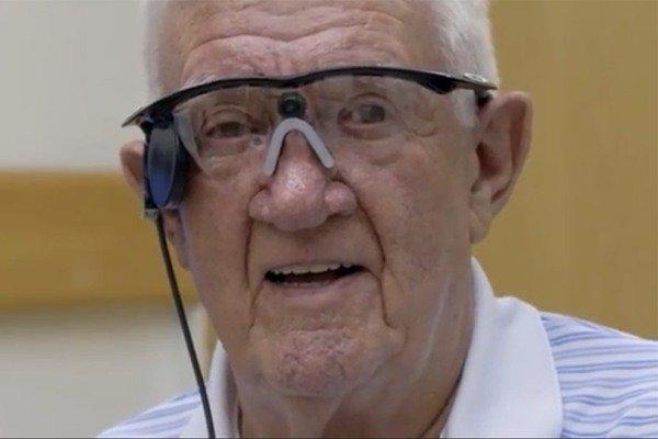 بازگشت بینایی یک مرد انگلیسی با پیوند چشم بیونیک