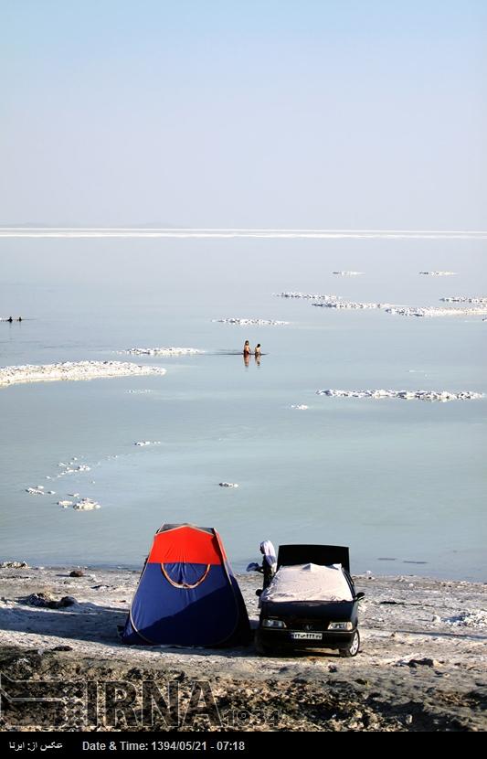 دریاچه ارومیه (عکس)