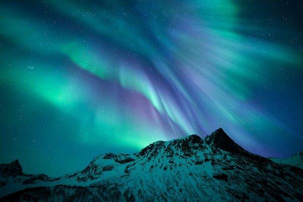تصاویر نجومی زیبا و متفاوت سال ۲۰۱۵