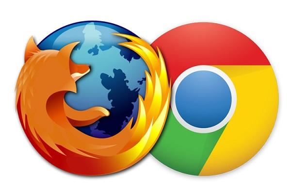 ۱۰ روش برای ادغام کردن Chrome و Firefox