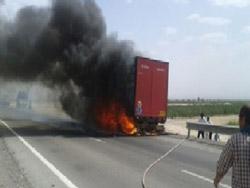 3 حمله دیگر به کامیونهای ایرانی در ترکیه طی 2 شب گذشته