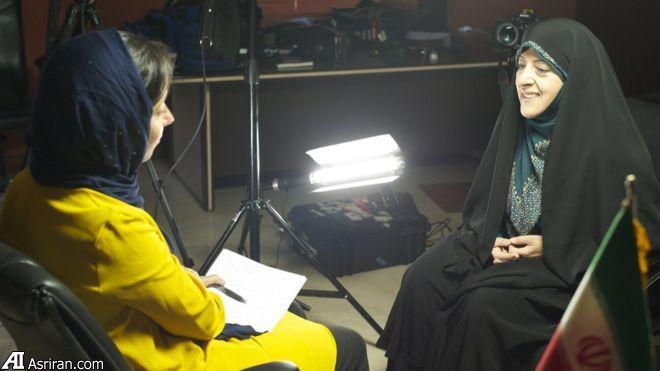 مصاحبه بی بی سی با ابتکار (+عکس)