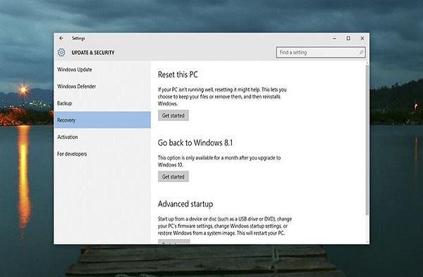 بدترین مشکلات ویندوز 10 و راه حل رفع آنها
