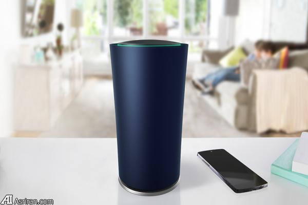 خانهای هوشمندتر با روتر وایفای جدید گوگل