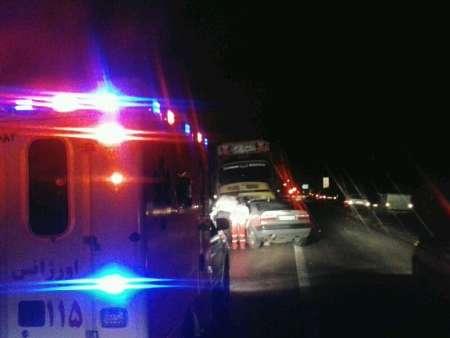 عکس تصادف مرگبار تصادف زانتیا اخبار کیاسر اخبار تصادف
