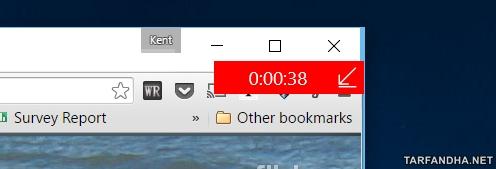 ترفند فیلم برداری از صفحه نمایش در ویندوز ۱۰