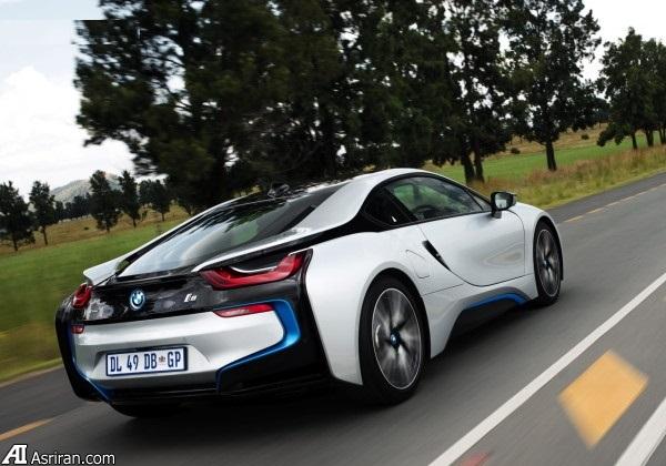 سریعترین خودروهای بامو در تمام دورانها