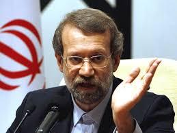لاریجانی: گفتهاند سگ آقای احمدی نژاد و مشایی شرف دارد به لاریجانی