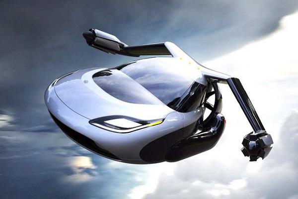 نوآوری در خودروهای پرنده خودران+تصاویر