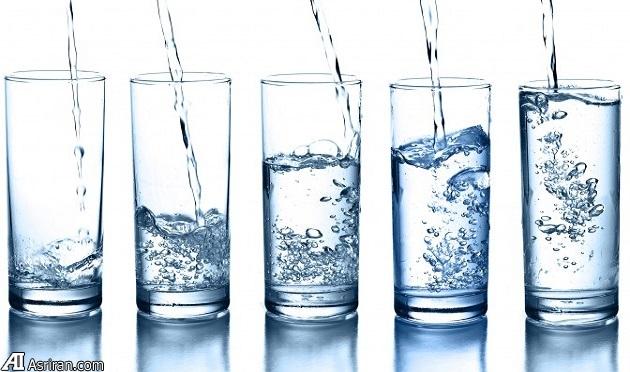 عوارض جانبی نوشیدن آب ناکافی برای بدن انسان