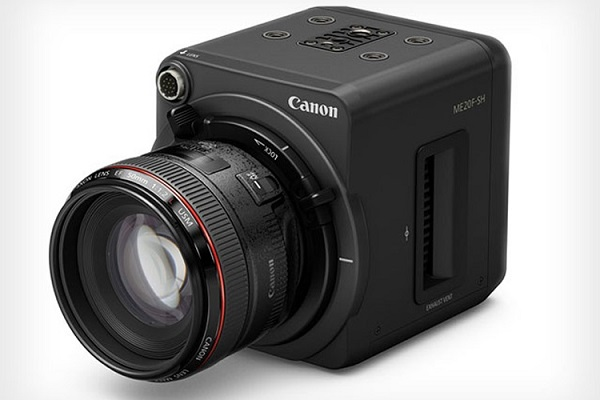 کانن دوربینی با ایزو ۴٫۰۰۰٫۰۰۰ معرفی کرد