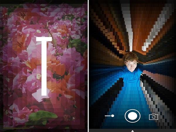 ضبط ویدئوهای هنری با اپلیکیشن Tunnel Vision
