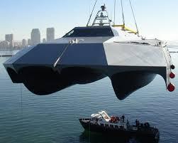 قایق شبح (+عکس)
