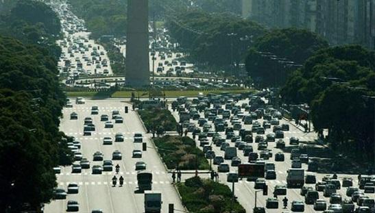 عریض ترین و باریکترین خیابان جهان (عکس)