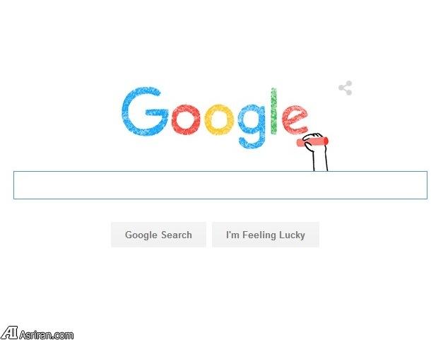گیری در چین گوگل تغییر چهره داد (عکس)