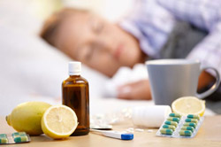 رابطه کم خوابی و سرماخوردگی