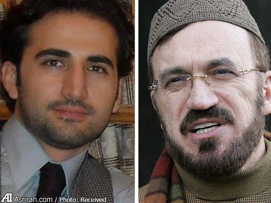 ملاقات امام جمعه ایرانی - آمریکایی با زندانی آمریکایی در اوین