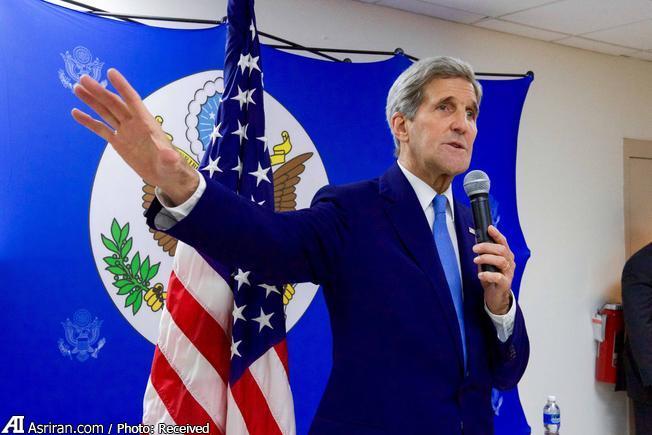 کری: تحریم ها نتوانست ایران را به زانو در آورد