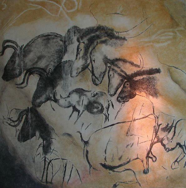 هنرنمایی انسانهای اولیه در غارها (+عکس)